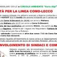 NOVITÀ PER LA LINEA COMO-LECCO Amica/o pendolare, le ripetute richieste che abbiamo avanzato a Regione Lombardia e Trenord ci hanno portato ancora dei risultati! Ecco le novità che saranno introdotte […]